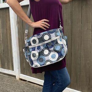 Coach purse or diaper bag!